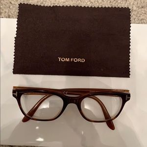 Tom Ford Glasses Frames